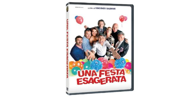 Il DVD di Una festa esagerata