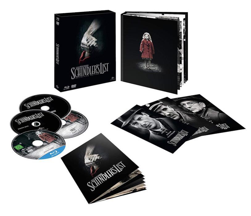 Cofanetto, Blu-Ray, DVD e altri contenuti del prodotto