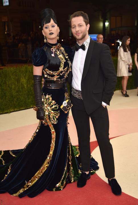 Met Gala 2016: Katy Perry.