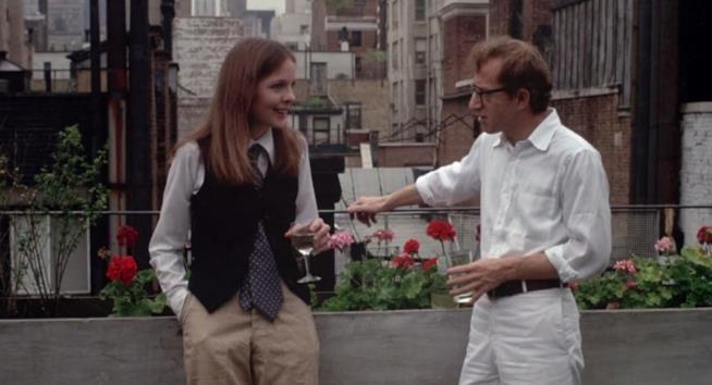 Una scena di Io e Annie