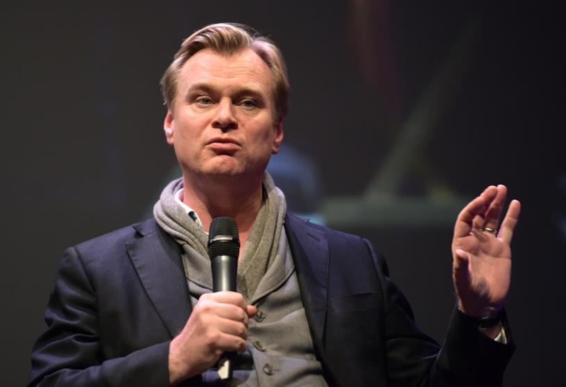 Il regista Christopher Nolan