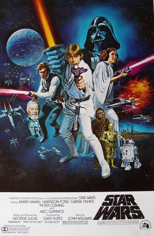 Poster di Una nuova speranza