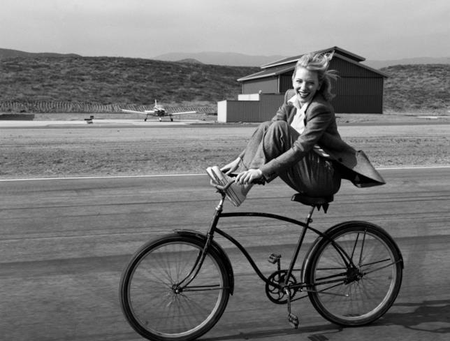 La famosa attrice australiana posa per Annie Leibovitz