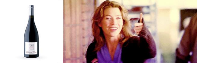 Meredith Grey in Grey's Anatomy