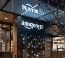Un punto vendita Amazon Go