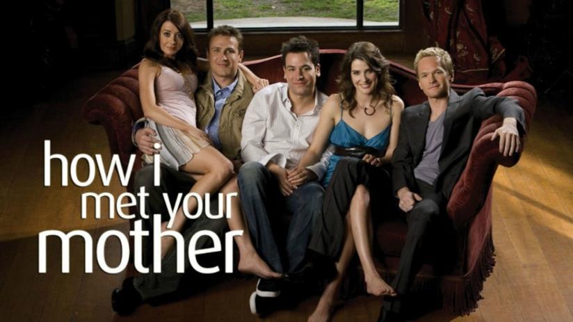 Cast di How I met your mother