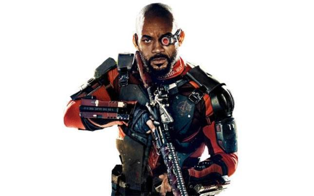 Will Smith nei panni di Deadshoot in Suicide Squad