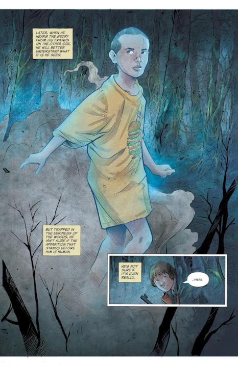 Undici, Will e il Sottosopra saranno i protagonisti della prima serie a fumetti