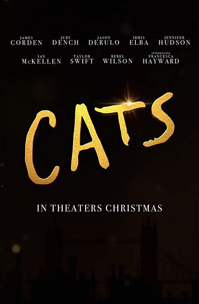 Poster del film Cats di Tom Hooper