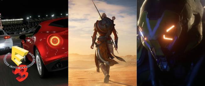 Alcune scene in-game dei giochi in uscita su Xbox One e Xbox One X