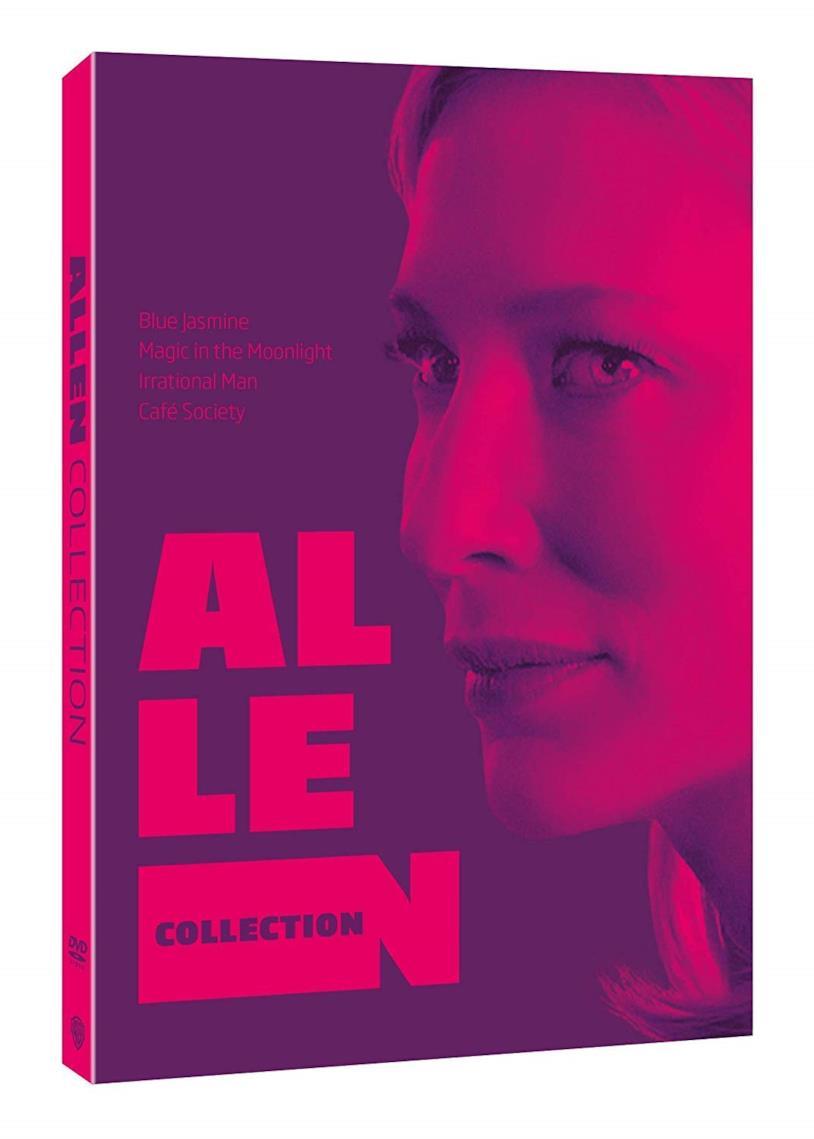 Woody Allen Collection - cofanetto Home Video con quattro film