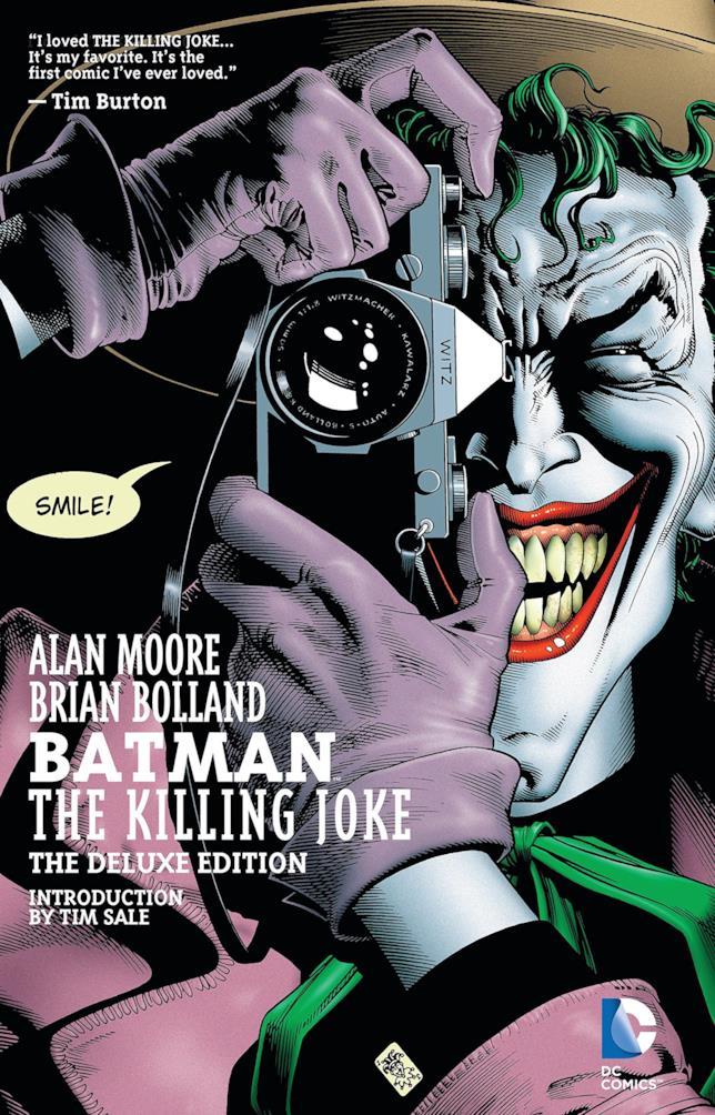 Copertina del graphic novel Batman: The Killing Joke