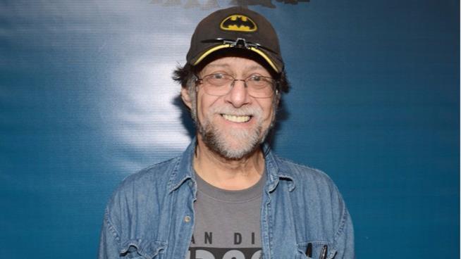 Len Wein in una delle ultime apparizioni pubbliche