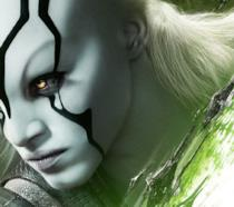 Jaylah nel character poster