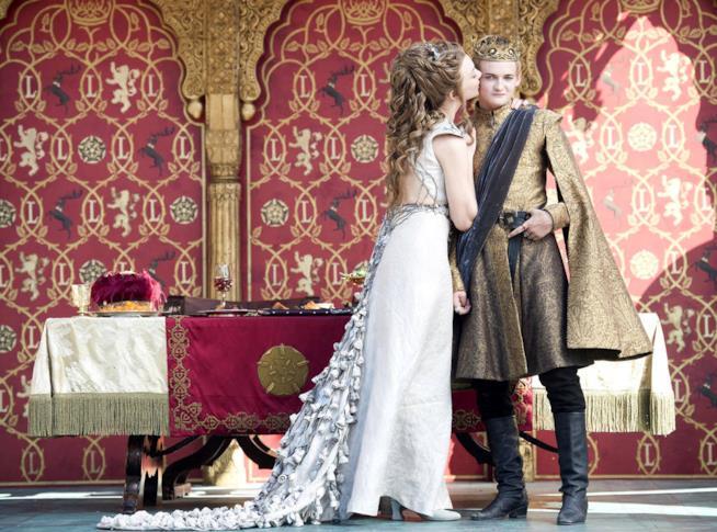 Il matrimonio di Joffrey e Margaery