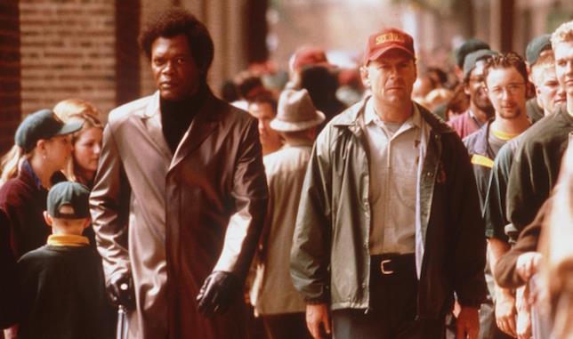 Samuel L. Jackson e Bruce Willis