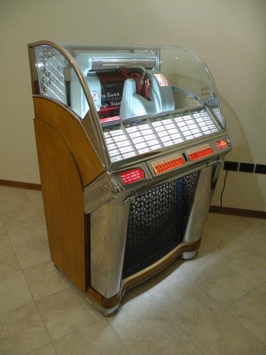 Happy days: il jukebox