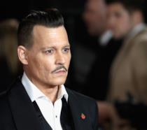 L'attore Johnny Depp