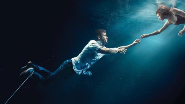 Il poster della seconda stagione di The Leftovers con Justin Theroux