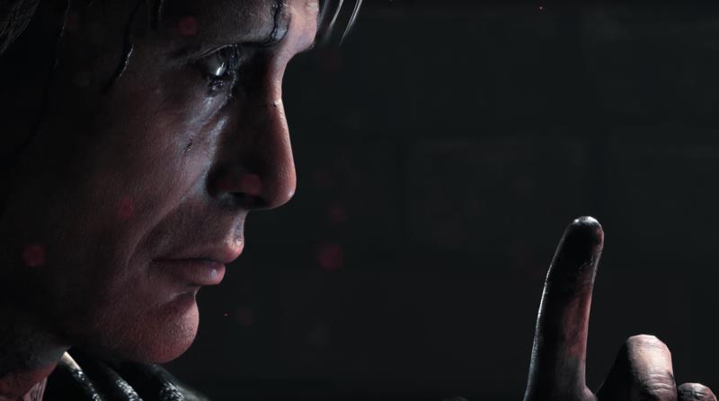 Il profilo di Mads Mikkelsen in Death Stranding di Hideo Kojima
