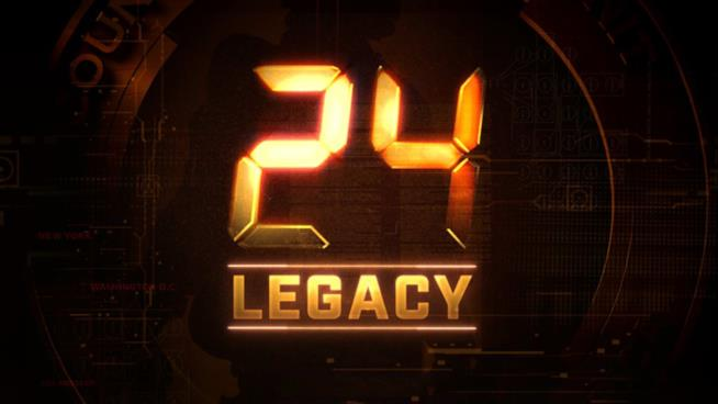 Il logo di 24: Legacy