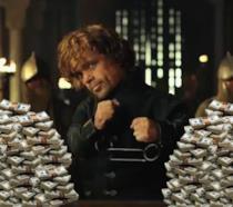 Cersei e Jaime Lannister, gemelli e amanti