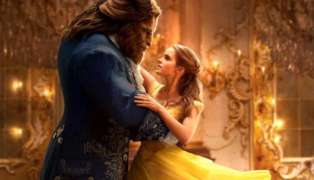 Il ballo tra la Bella e la Bestia