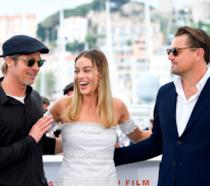 Margot Robbie, Brad Pitt, Leonardo DiCaprio