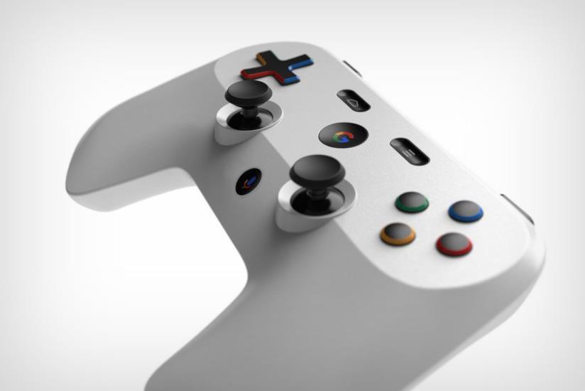 Il controller di Google Yeti creato da Sarang Sheth