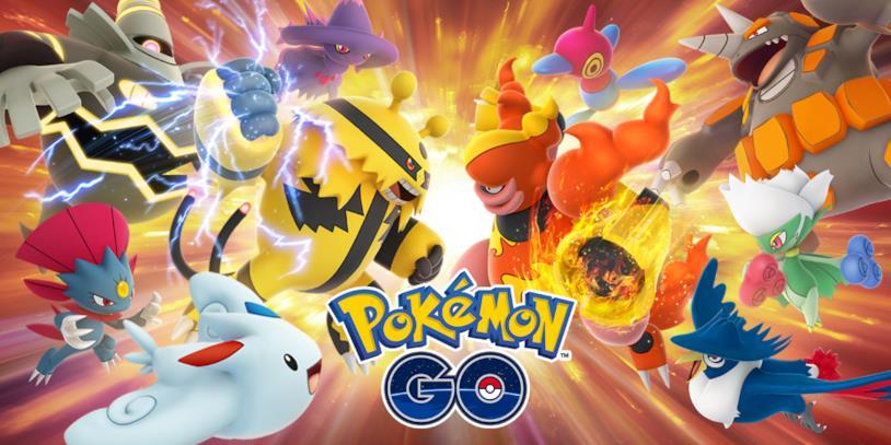 L'ultimo aggiornamento di Pokémon GO introduce le Sfide Allenatori