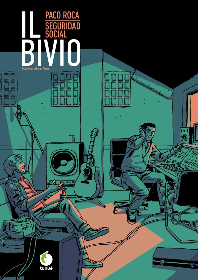 La cover de Il bivio di Paco Roca e Seguridad Social