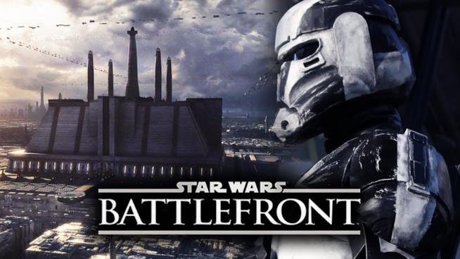 Star Wars Battlefront II in uscita a dicembre