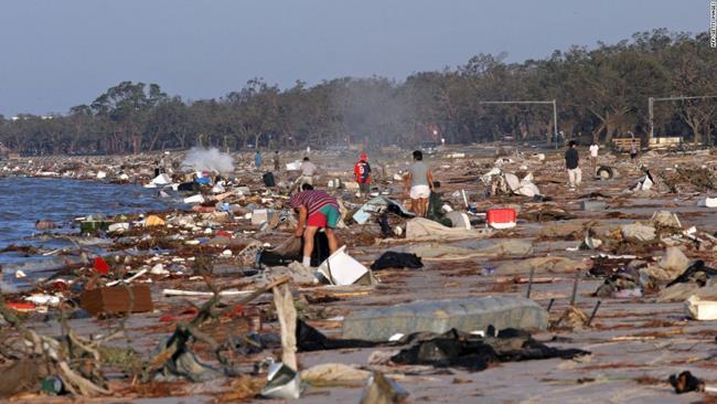 Uragano Katrina, 2005