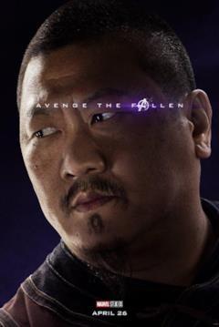 Avenger the fallen, i sopravvissuti: Wong