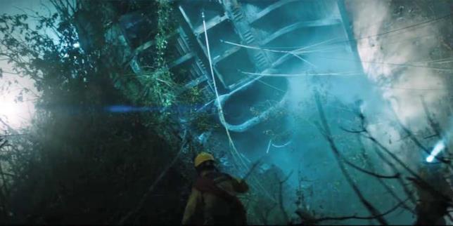 Il misterioso disastro mostrato nel trailer di Venom