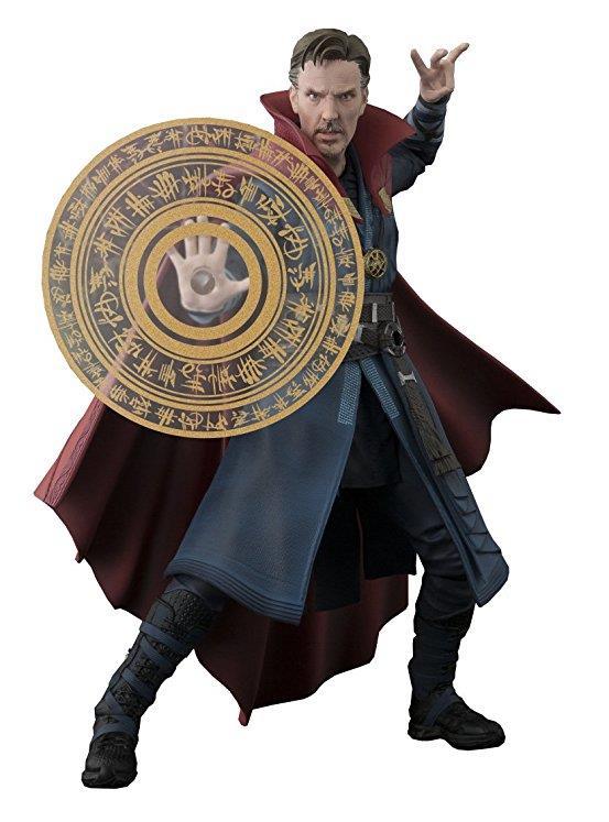 Immagine action figure Doctor Strange