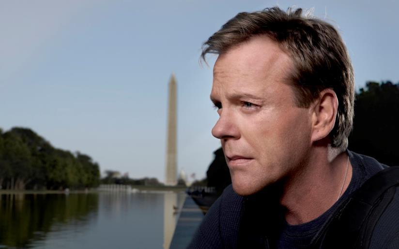 Kiefer Sutherland nei panni di Jack Bauer