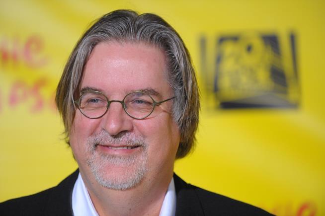 Matt Groening, il creatore dei Simpson