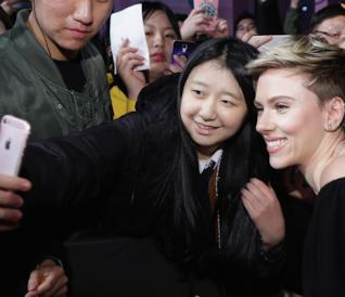 Scarlett Johansson, prima di Ghost in the Shell