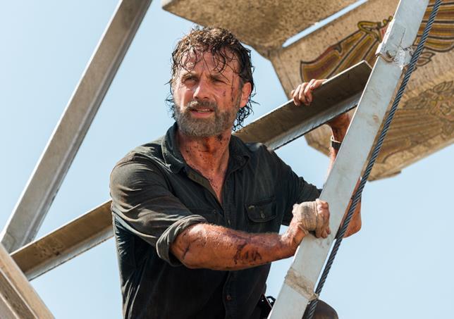 Rick ritroverà il suo vecchio amico Shane in The Walking Dead 9
