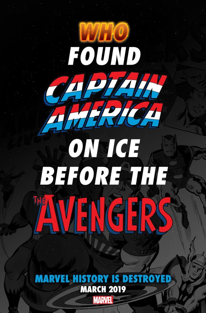 Chi ha trovato Cap nei ghiacci prima degli Avengers?