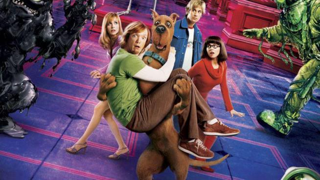 Il cast di Scooby-Doo il film