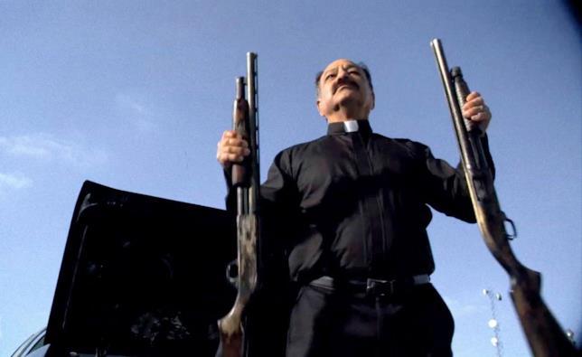 Cheech Marin nel film di Robert Rodriguez