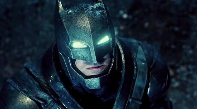 Batman interpretato da Ben Affleck