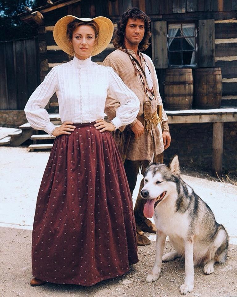La dottoressa Quinn e Sully in La signora del west