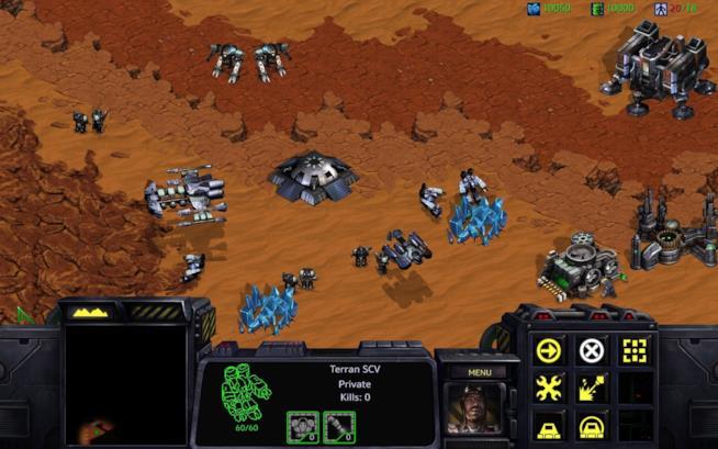 StarCraft Remastered in uscita su PC