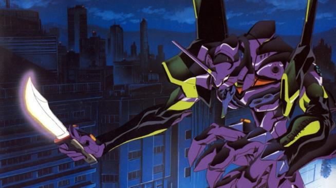 Eva-01 pronto a combattere