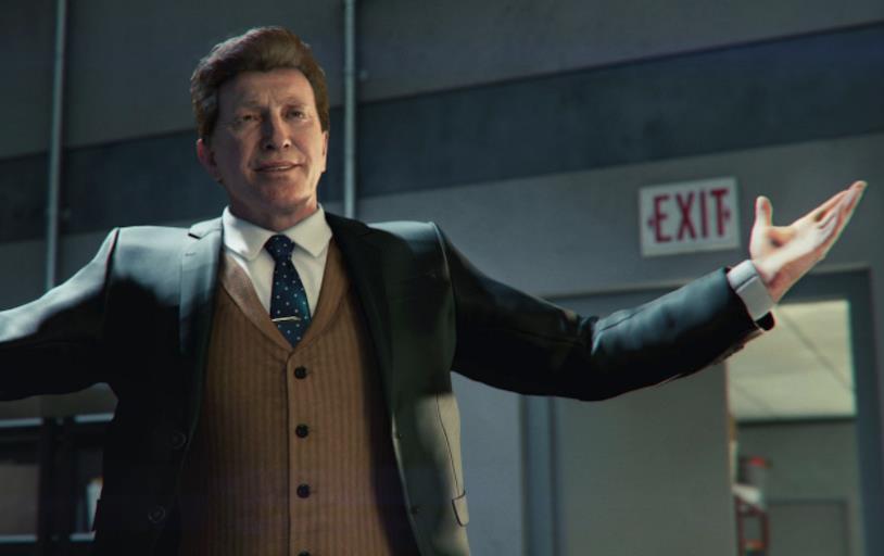 Norman Osborn in Marvel's Spider-Man per PS4