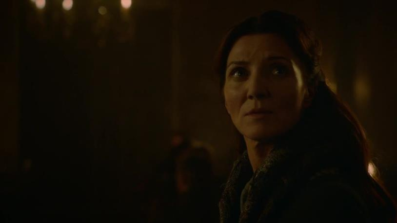 Michelle Fairley è Lady Catelyn Stark in Game of Thrones