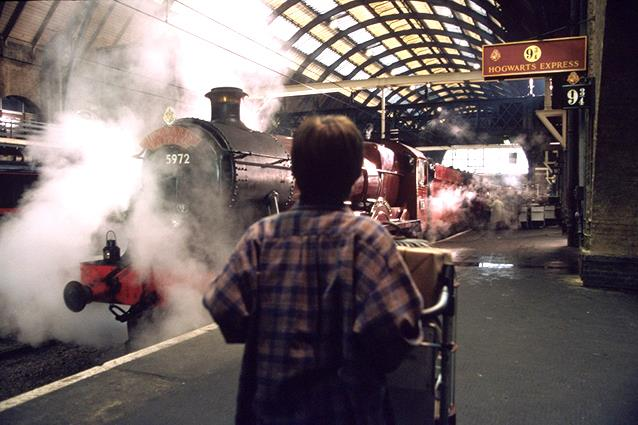 Harry Potter e l'Hogwarts Express